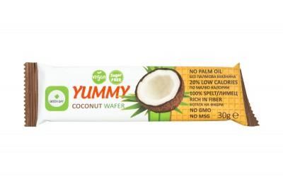 Кокосова вафла Yummy