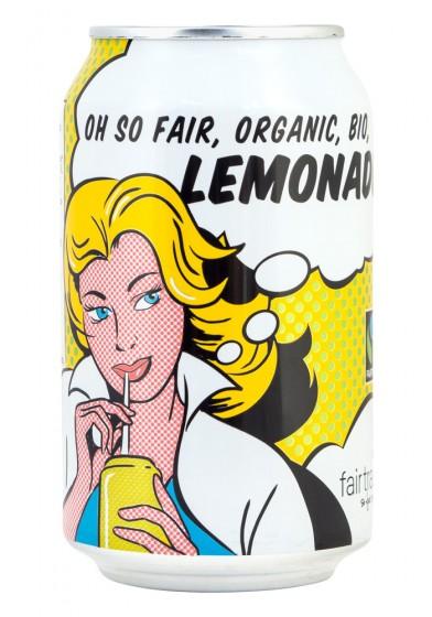 Газирана напитка Лимонада - био, Oxfam,  330 мл