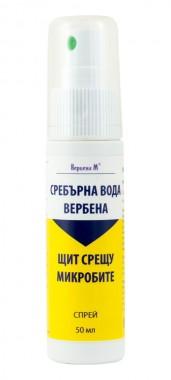 Colloidal Silver Water - spray