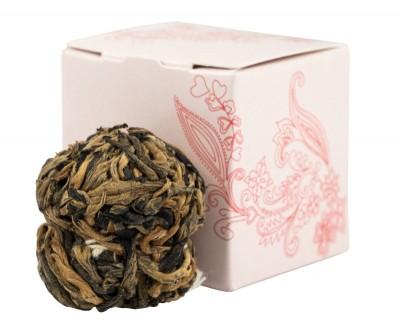 Разцъфващ чай за кана Черен жасмин