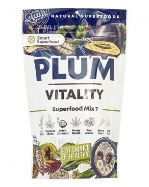 Микс от суперхрани и сини сливи Plum Vitality