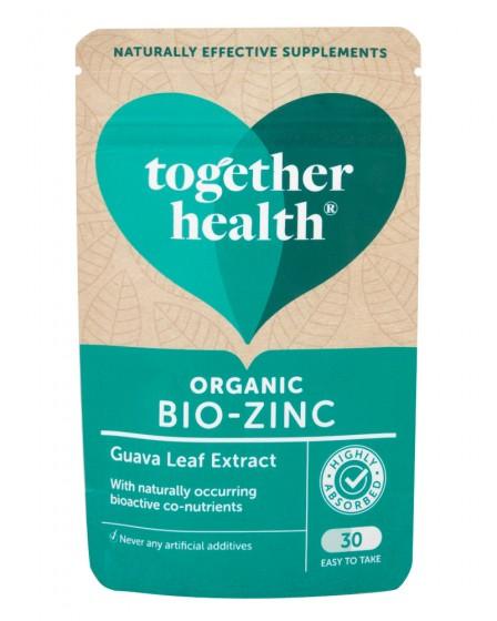 Цинк от листа на гуава - био, Together Health,  30 бр