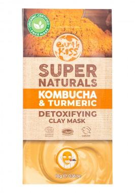 Detoxifying Clay Mask Kombucha & Turmeric - organic