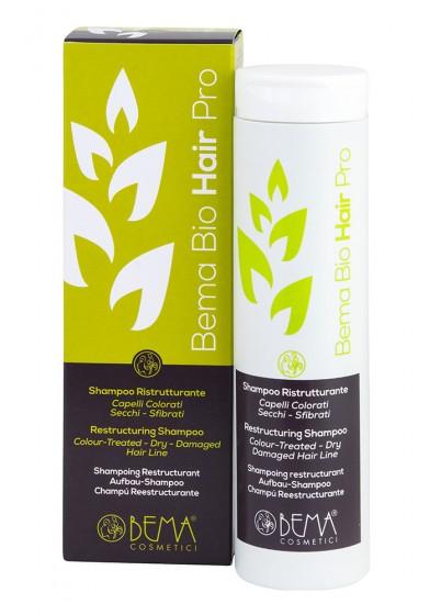 Професионалeн шампоан за боядисана коса - био, Bema Cosmetici,  200 мл