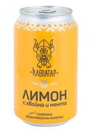 Craft Soda Lemon with Juniper, Клопатар,  330 ml