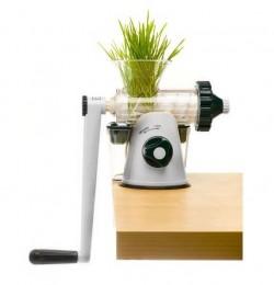 Сокоизтисквачка за зелени стръкове и треви - ръчна