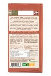 Млечен шоколад с лешников крем, Saldac,  100 г