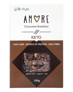 Keto Chocolate Breakfast - organic