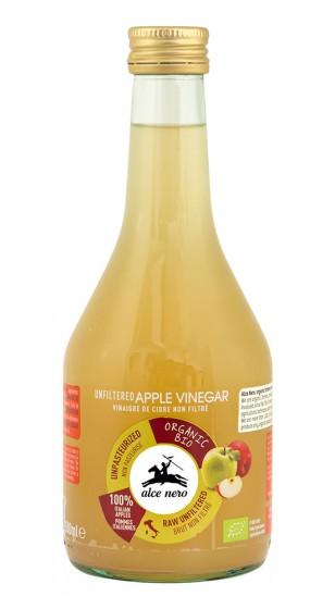 Нефилтриран ябълков оцет - био, Alce Nero,  500 мл