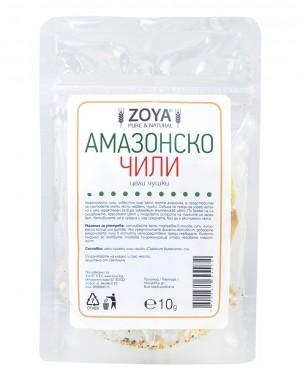 Сушени цели люти чушки Amazon chili
