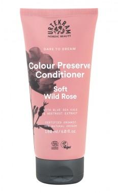 Балсам за боядисана коса Soft Wild Rose - био