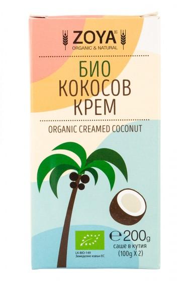 Био кокосов крем, ZoyaBG ®,  200 г