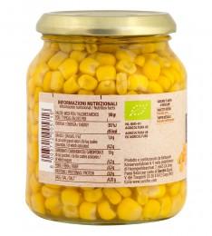 Сладка царевица на зърна - био, Sarchio,  360 г