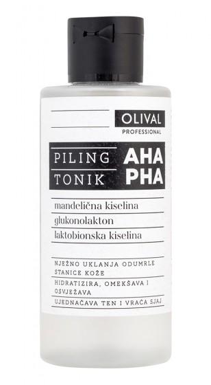 Пилинг-тоник за лице AHA PHA, Olival,  30 мл