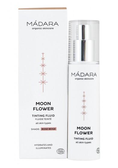 Тониращ флуид - Moon Flower - 15/50 мл, Madara,  15 мл,  50 мл