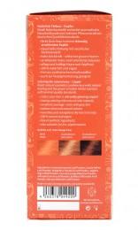 Билкова боя за коса - мед, Khadi,  100 г