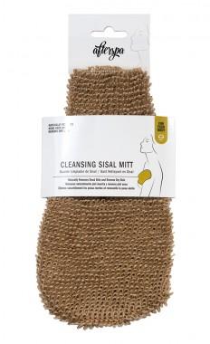 Ръкавица за баня от сизал