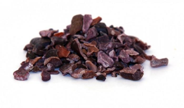 Raw Organic Cacao Nibs - Bulk, ZoyaBG ®,  300 g