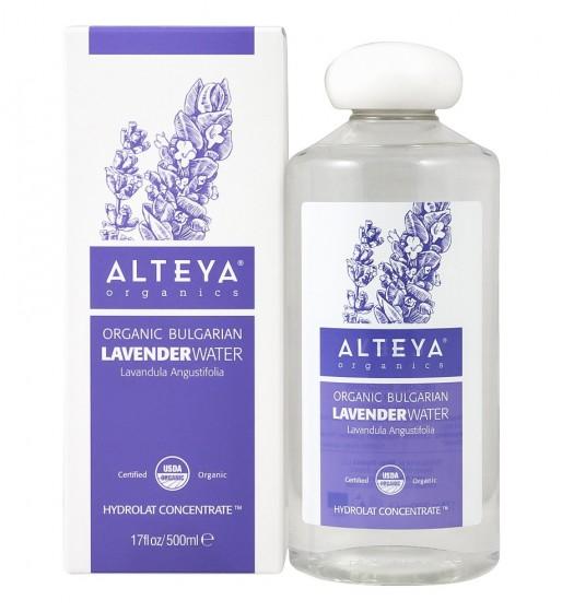 Био лавандулова вода - 500 мл, Alteya Organics,  500 мл