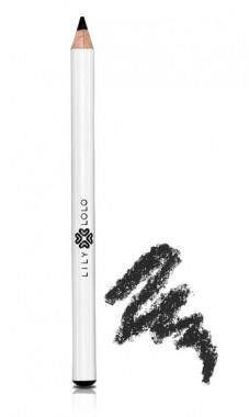 Натурален молив за очи - черен