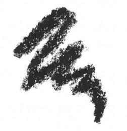 Натурален молив за очи - черен, Lily Lolo,  1 бр