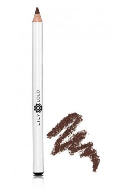 Натурален молив за очи - кафяв