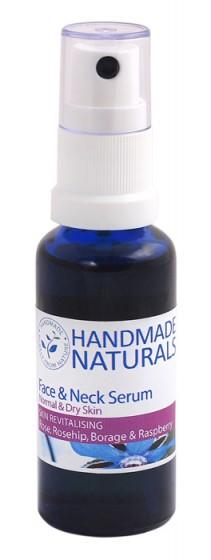 Revitalising Anti-Oxidant Face & Neck Serum