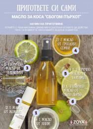 Етерично масло от бергамот - 10 мл