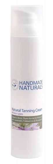 Крем за тен, Handmade Naturals,  100 мл
