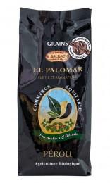 Био кафе Palomar на зърна - арабика - 250 г, Saldac,  250 г