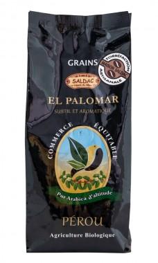 Био кафе Palomar на зърна - арабика - 250 г