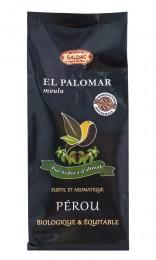 Био смляно кафе Palomar - Арабика - 250 г, Saldac,  250 г