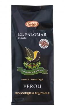 Био смляно кафе Palomar - Арабика - 250 г