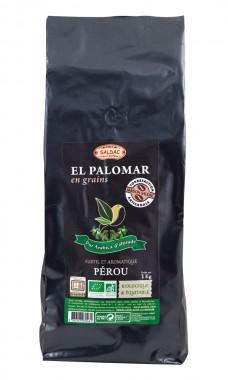 Био кафе Palomar на зърна - Aрабика 1 кг