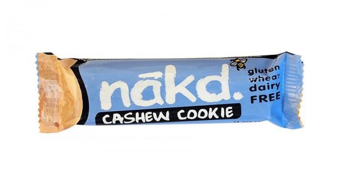 Суров десерт с кашу Nakd, Nakd,  35 г