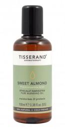 Масло от сладък бадем - 100 / 500 мл, Tisserand® Aromatherapy,  100 мл,  500 мл