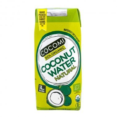 Био кокосова вода – 330 мл
