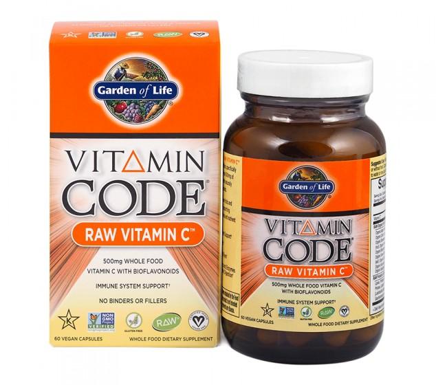 СУРОВ витамин C (RAW Vitamin C™) от Vitamin Code®