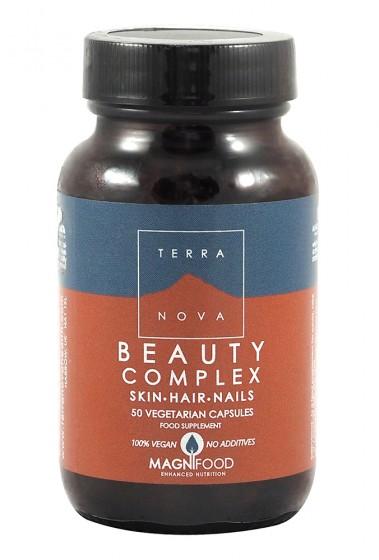 Витаминен комплекс - коса, кожа, нокти, Terra Nova,  50 бр