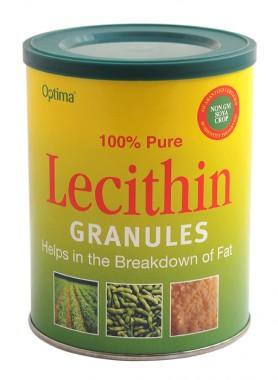 Соев лецитин на гранули 250 г