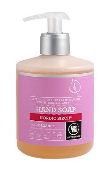 Супер овлажняващ сапун за ръце - 380 мл, Urtekram,  380 мл