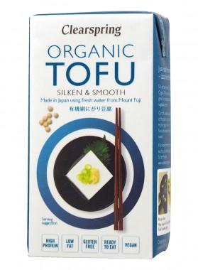 Organic Silken Tofu - 300g