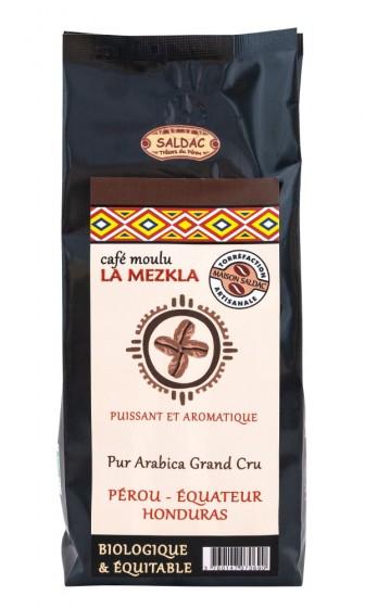 Смляно кафе La Mezkla - био, Saldac,  250 г