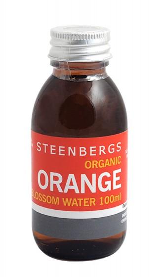 Портокалова вода - био 100 мл, Steenbergs,  100 мл
