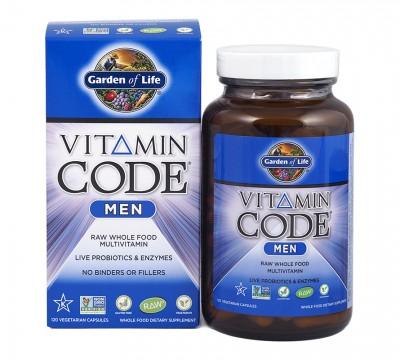 Vitamin Code® Men's Formula – Формула за мъже