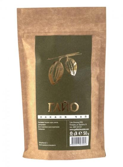 Какаов чай 50 г, Gaillot Chocolate,  50 г