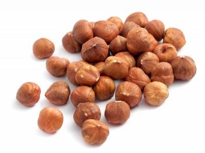 Raw Hazelnuts - organic - Bulgaria