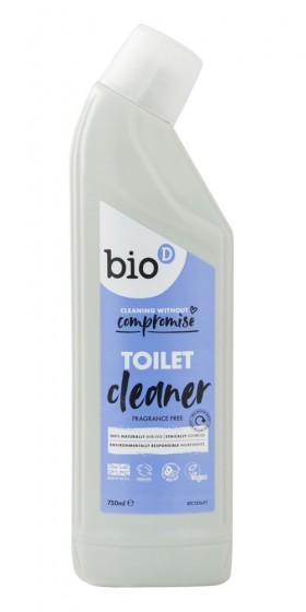 Препарат за почистване на тоалетна чиния 750 мл, Bio-D,  750 мл
