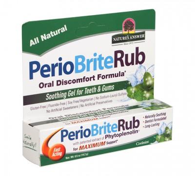 Успокояващ гел за зъби и венци