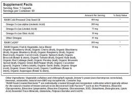 Суров коензим Q10™ - 60 капсули